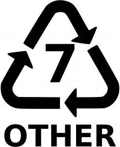 egyéb műanyagok jelölése