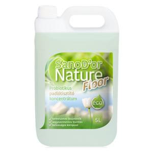 SanoD'or Nature Floor- Probiotikus padlótisztító koncentrátum