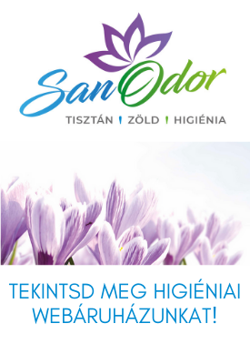 sanodor webáruház banner