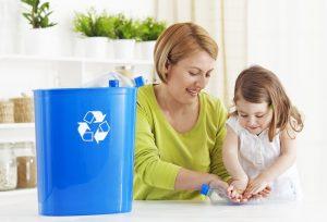 Gyűjtsük közösen a gyerekkel a szelektív hulladékot