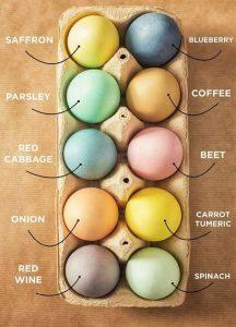 természetes színezők